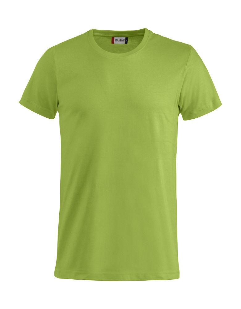 basic t verde mela 67