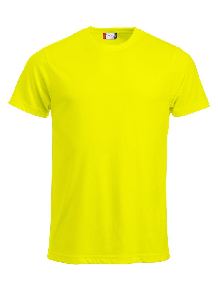 NewClassicT giallo alta visibilità