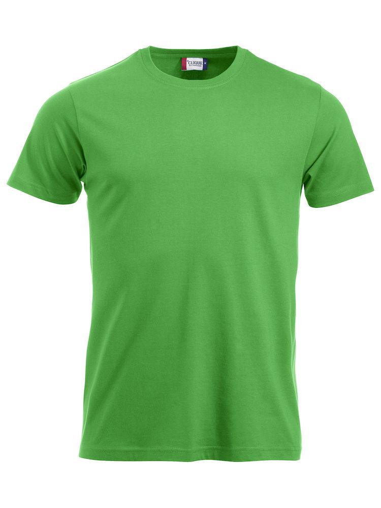 NewClassicT verde acido