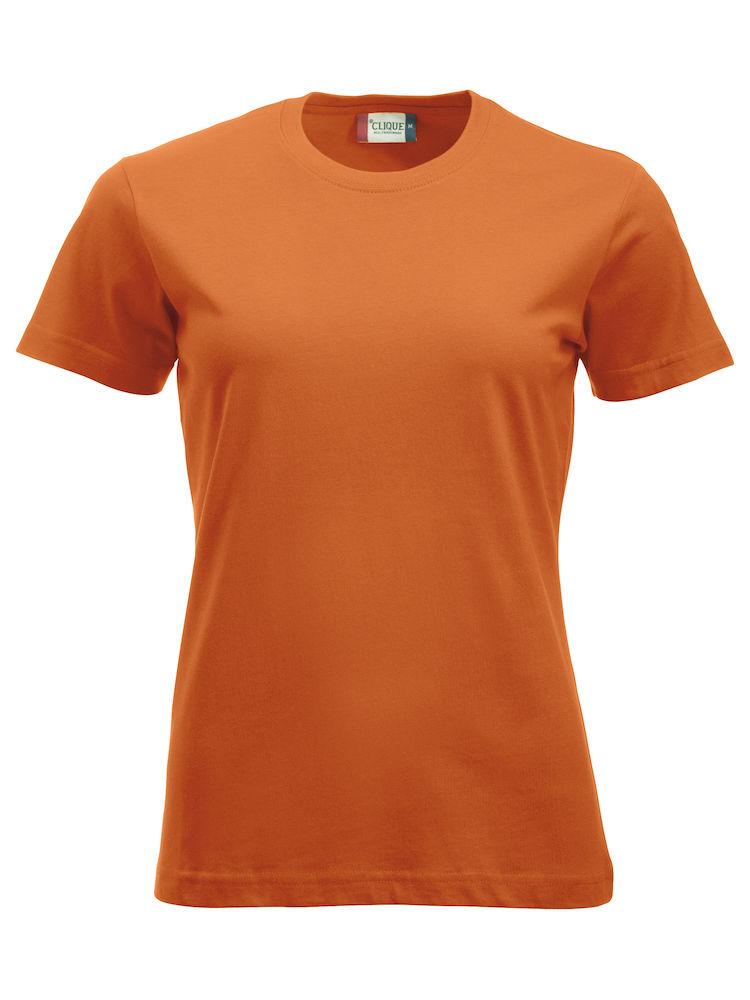 Classic T Ladies arancio