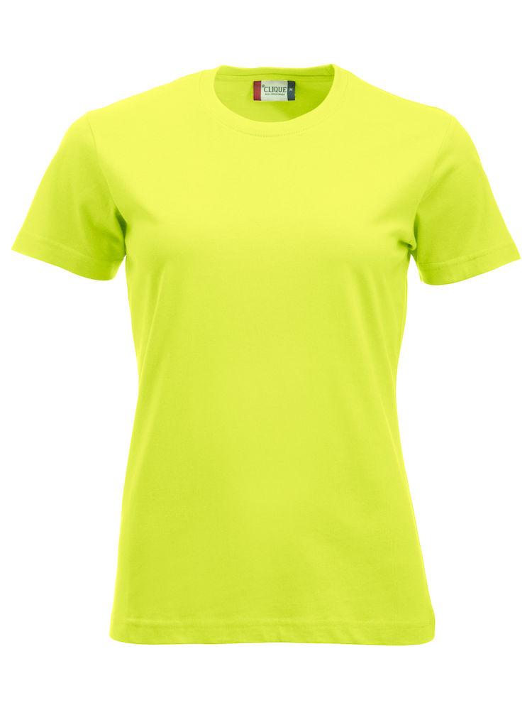 Classic T Ladies verde intenso